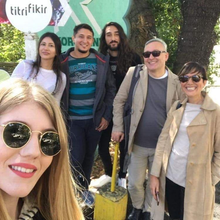 VCD İstanbul'daydı