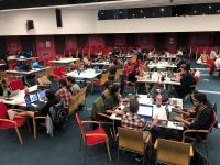 Oyun geliştirmek için İzmir Ekonomi'de buluştular