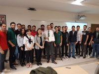İnşaat Teknolojisi Öğrencileri Özkan Demir Çelik Firmasını Ağırladı