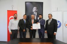Izmir University of Economics Receives Information Security Management System Certificate