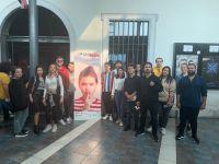 Radyo ve Televizyon Programcılığı öğrencileri Filmekimi'nde