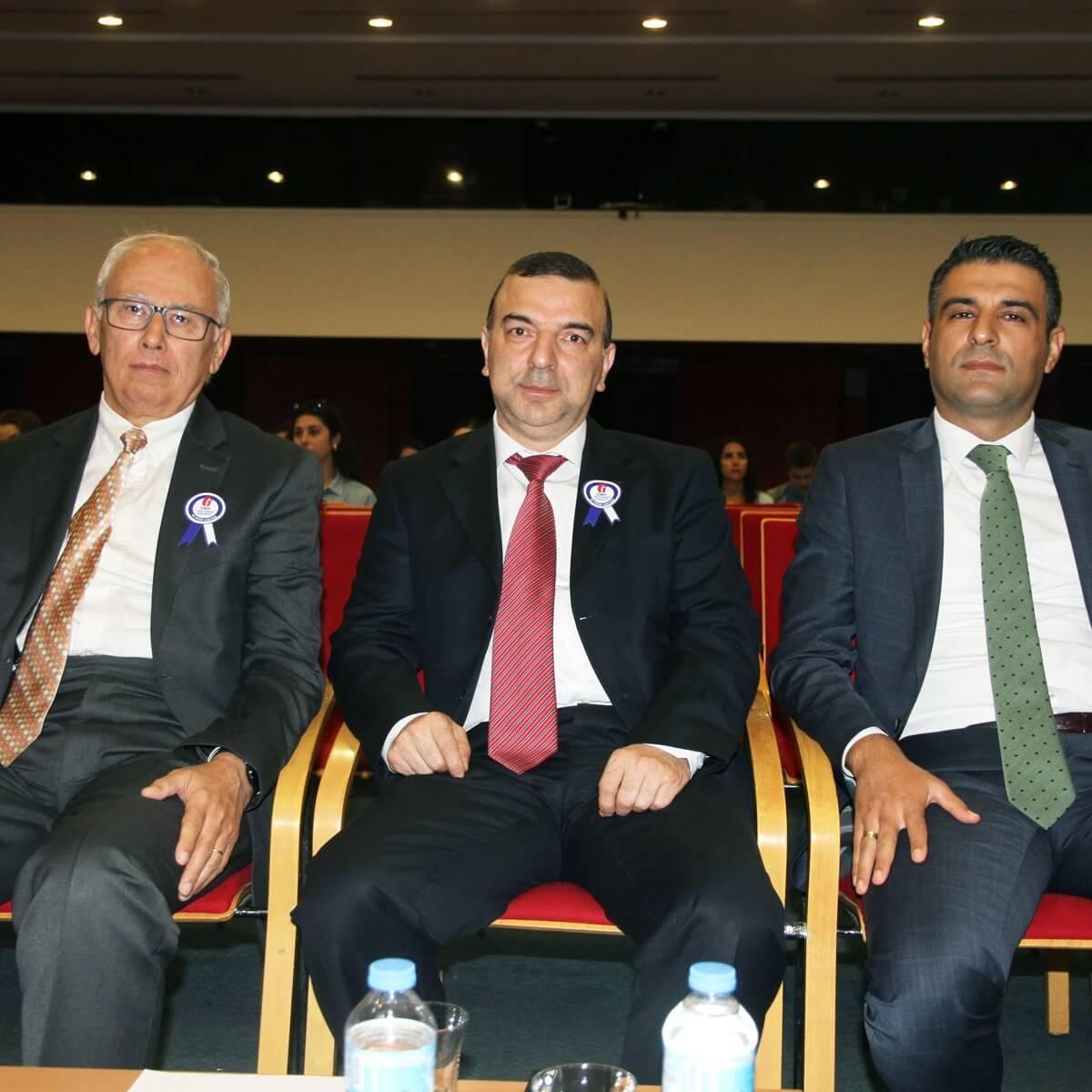 İzmir Ekonomi'den gençlere yönelik 'Vergi Bilinci Konferansı'