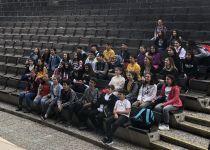 Ortaokul ve Üniversite Öğrencileri Sunum Tekniklerinde Buluştu