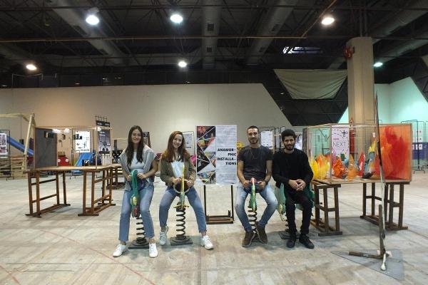 Exhibition from Izmir University of Design at Good Design Izmir