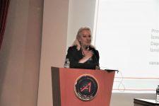 Prof.Dr. Canan Başar Eroğlu Uluslararası Psikofizik Birliği Sempozyumunda Keynote Speaker Olarak Yer Aldı.
