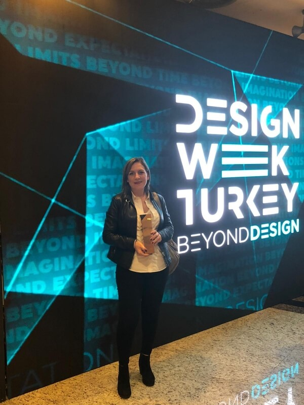 Izmir University of Economics Faculty of Fine Arts and Design at Design Week!