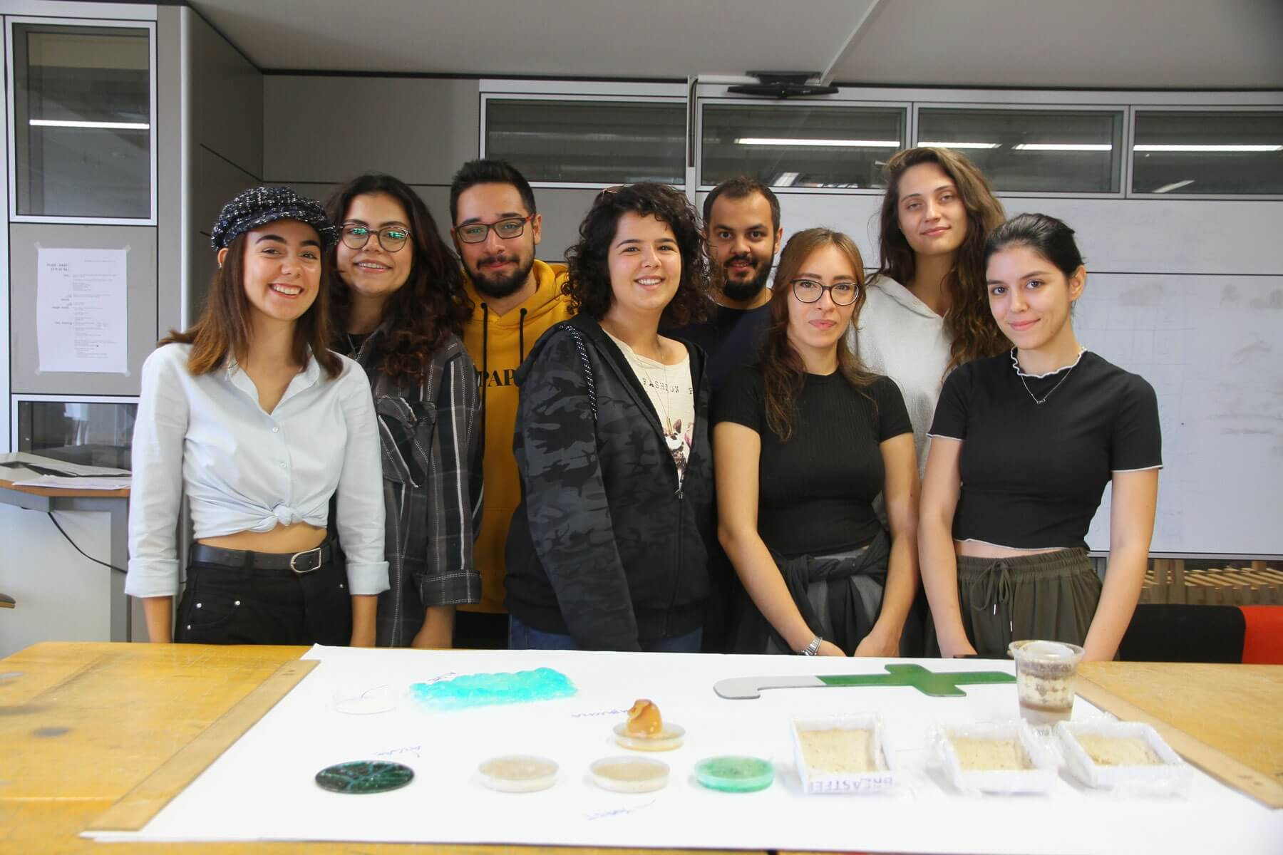 'Environmentalist' designs by IUE Students