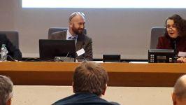 Ozan Arslan Sorbonne'da Kırım Savaşı Üzerine Sunuş Yaptı