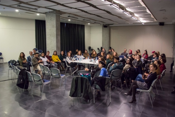 """""""Women Architects Panel"""" brought students and professionals together"""