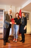 Our student Ecem Çelik's short film receives international awards