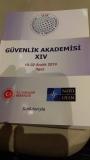 Sıtkı Egeli 'Güvenlik Akademisi'nde Sunuş Yaptı