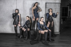 Sustainable designs by IUE fashion designers