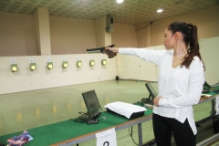 Aiming for the Olympic Games