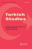 Alexander Bürgin, Türkiye Çalışmaları dergisi özel sayısının editörlüğünü yaptı