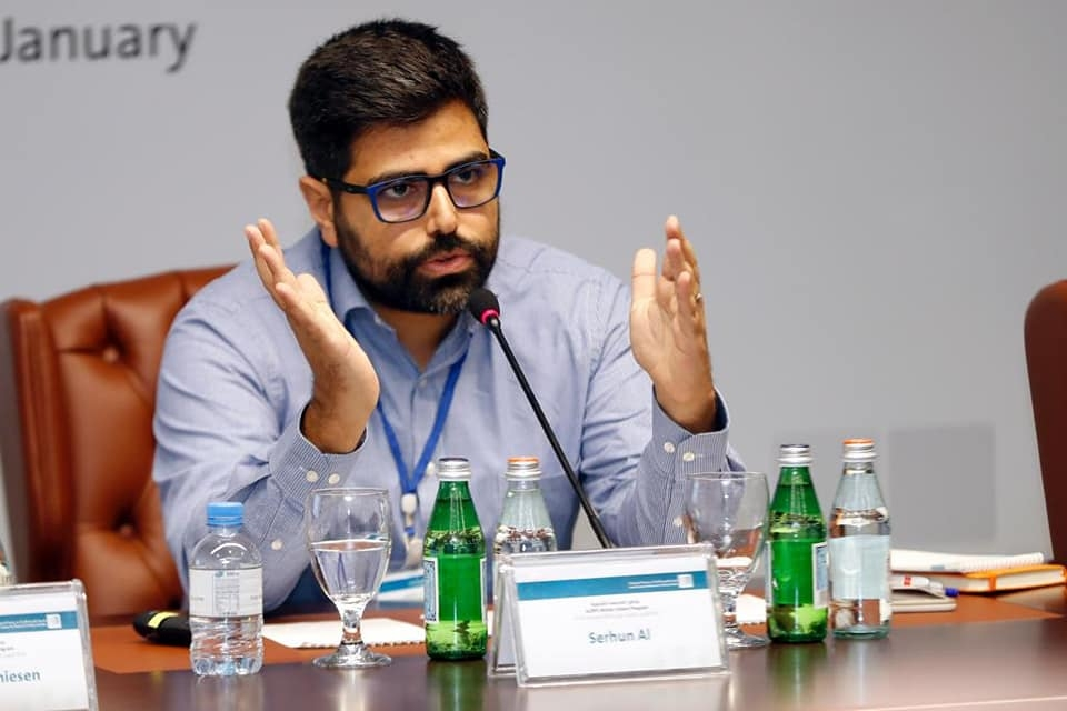 Serhun Al, 'Sectarianism, Communitarianism and the State' temalı çalıştaya katıldı