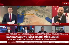 Ozan Arslan A Haber yayınına katıldı