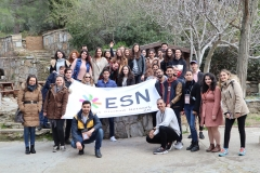 A surprise trip for international students