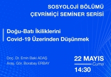 The Fourth of the Sociology Forums will be Held on 22nd of May
