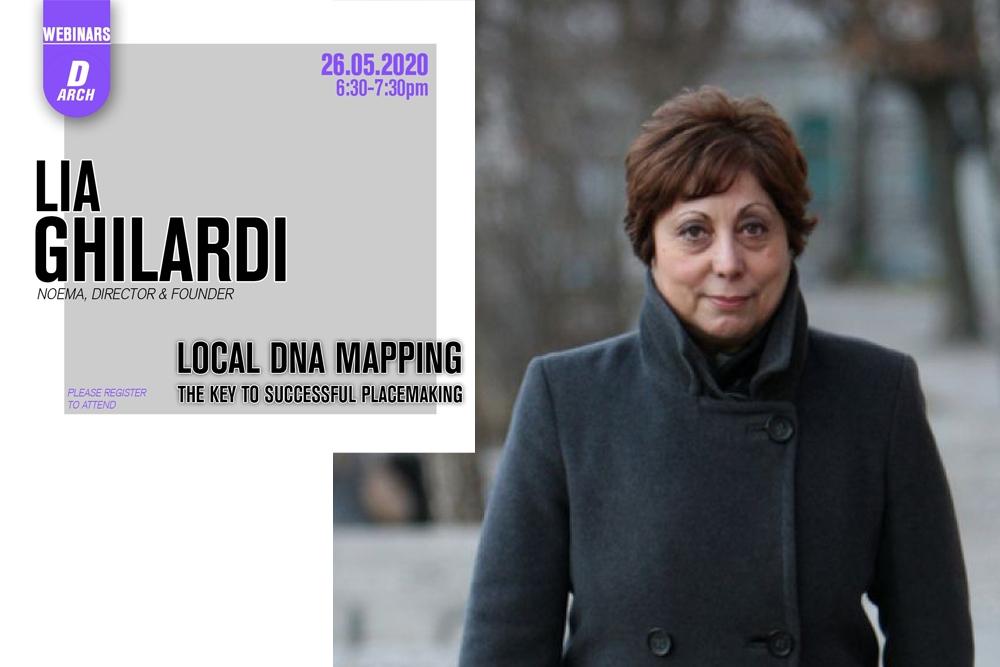 Mimarlık Bölümü Webinar Serisi 4: Lia Ghilardi