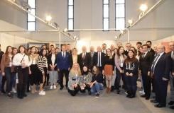 Mobilya ve Dekorasyon ve İç Mekan Tasarımı Programı Öğrencilerimizin Projeleri MODEKO 2o2o'de