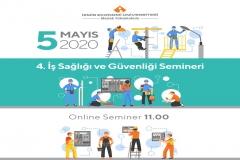 4. İş Sağlığı ve Güvenliği Semineri