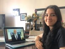 İyilik seferberliğine 'Başkan' ve 'Rektör' desteği