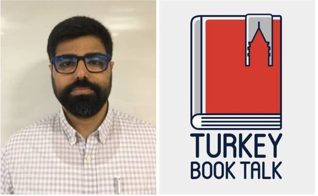 Serhun Al'ın Turkey Book Talk Podcast kaydı yayınlandı