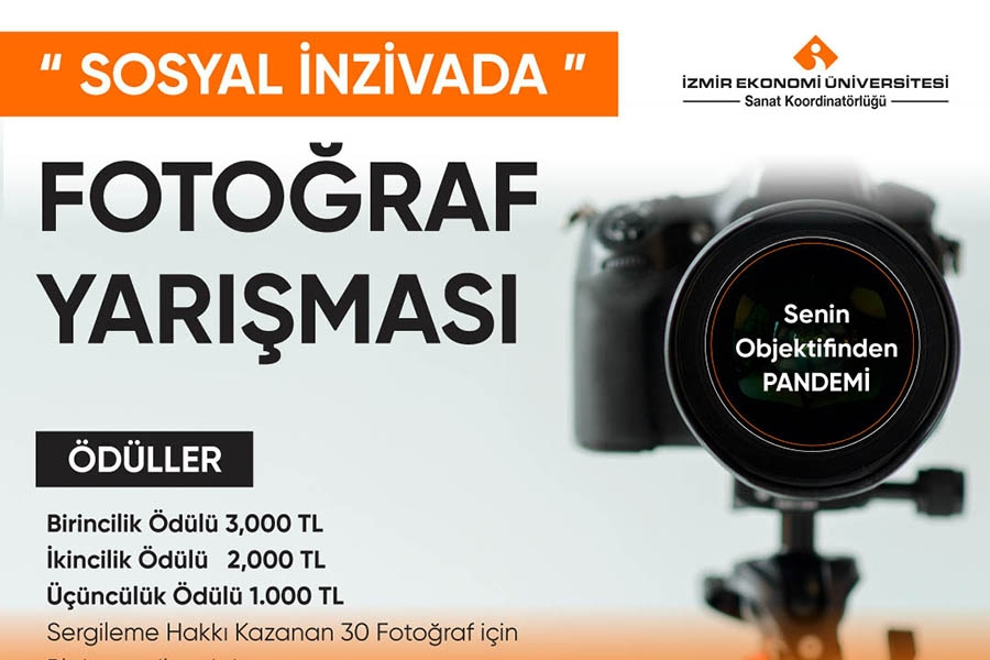 'In Social Isolation' photography competition started