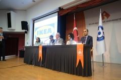 İş dünyasından İzmir Ekonomili lojistikçilere tam not