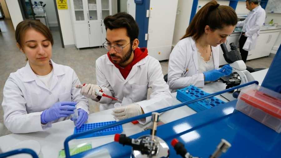 Turkish scientists are working on developing 'artificial tendon'