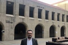 İzmir Ekonomili hukukçunun 'Stanford' gururu
