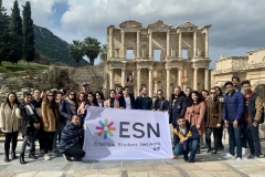 'Erasmus' winner among 42 universities