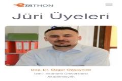 Doç.Dr. Özgür Özpeynirci, eTAthon Jürisi'nde!