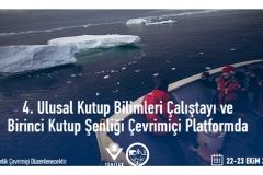 """Sıtkı Egeli """"4. Kutup Bilimleri Araştırmaları Çalıştayı'nda tebliğini sundu"""