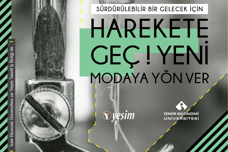 Yeşim ve İzmir Ekonomi Üniversitesi'nden örnek iş birliği