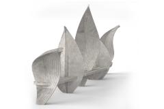 Mermerden 'kent mobilyası' tasarımına ödül