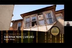 Kısa Kısa Kemeraltı'nda mezunumuz Begüm Aksoy en iyi üçüncü film ödülünün sahibi oldu