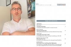 """Devrim Sezer'in """"Anxieties of Naming"""" Çalışması 'S:I.M.O.N.' dergisinde yayımlandı"""