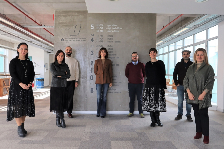 Tasarım ve estetik için 'Kent ve Tasarım: İzmir Lab'