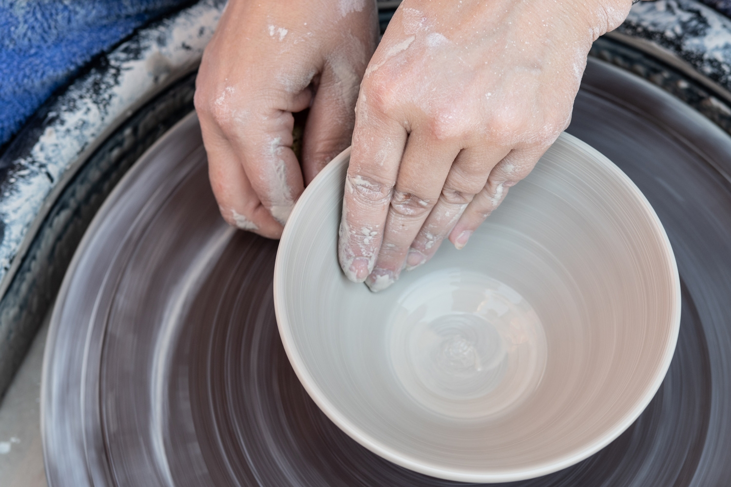 Going global with ceramic art