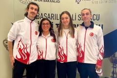 'Full scholarship' for IUE national athletes