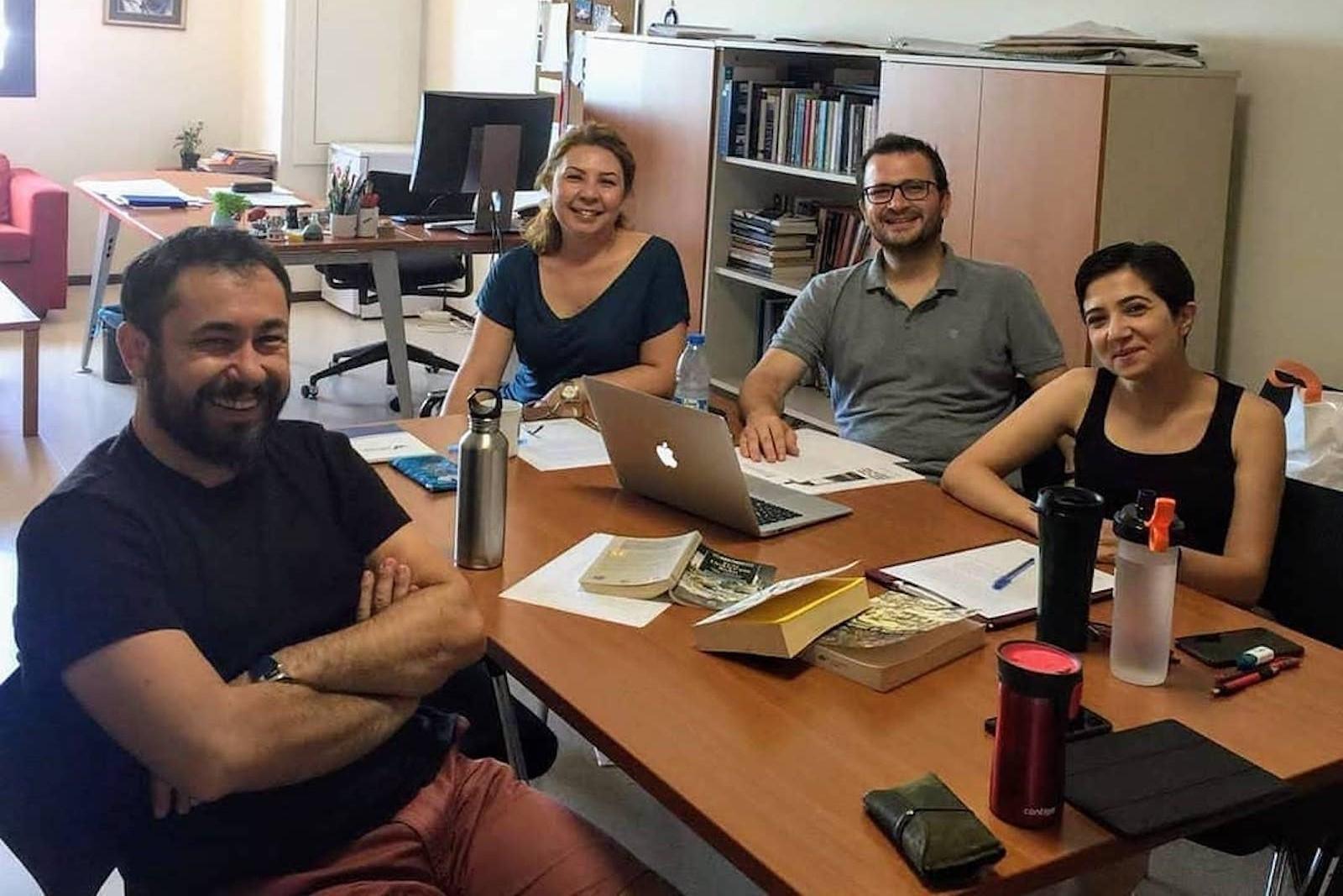 "Bölümümüz üyeleri birlikte makale yayımladı: ""A Music for All Times: Arabesk as a nostalgic commodity for New Turkey's entertainment industry"""