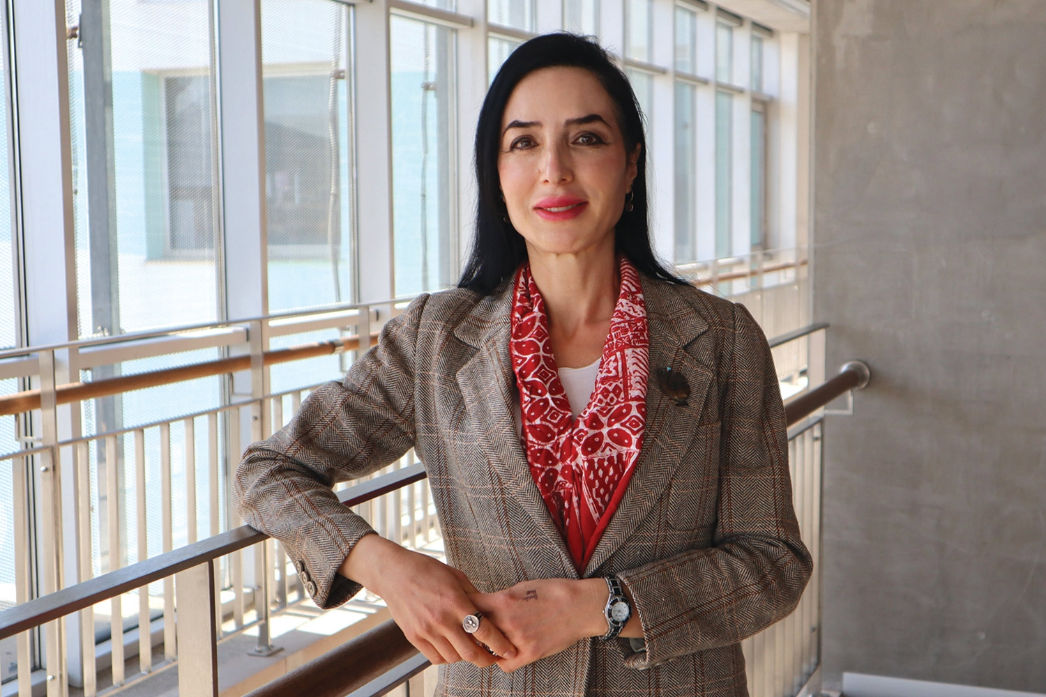 IUE professor elected to the international board