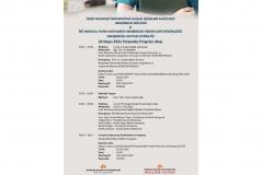 12 Mayıs Hemşirelik Haftası Etkinliği