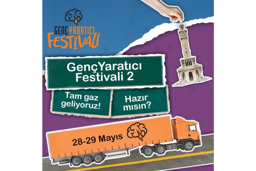 İEÜ'den iki günlük 'yaratıcılık' festivali