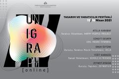 3. UNIGRAPH Tasarım ve Yaratıcılık Festivali