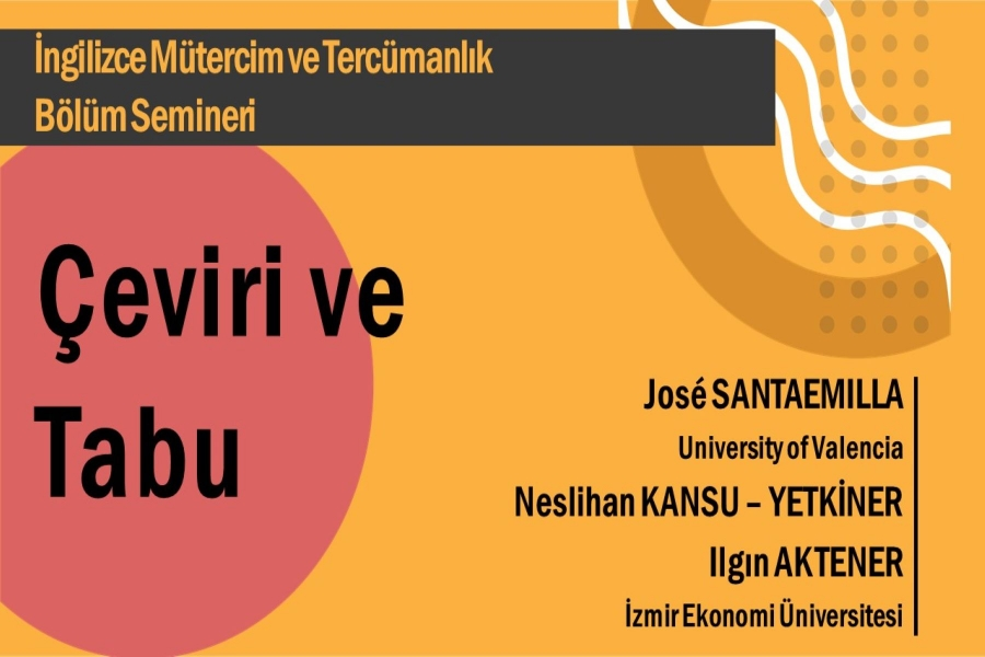 As part of the webinar series, IUE Department of English Translation and Interpreting, Faculty of Arts and Sciences, hosted José Santaemilia, Full Professor of English at the University of Valencia.