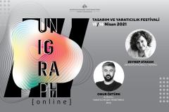 """III. UNIGRAPH """"Tasarım ve Yaratıcılık"""" Festivali Yüksek Katılımla Gerçekleştirildi"""