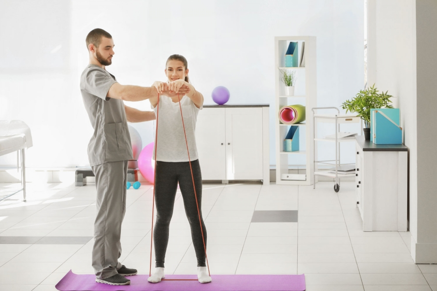 'Physiotherapy and Rehabilitation' department opened at IUE