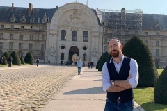 Ozan Arslan, Paris'te düzenlenen etkinlikte bildiri sundu